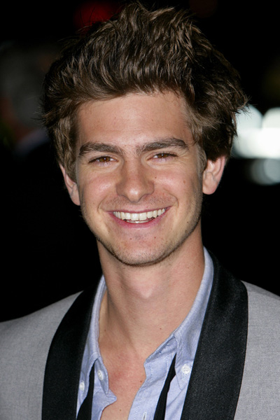 What's Andrew's middle name? - Andrew Garfield Trivia Quiz Ravepad ...